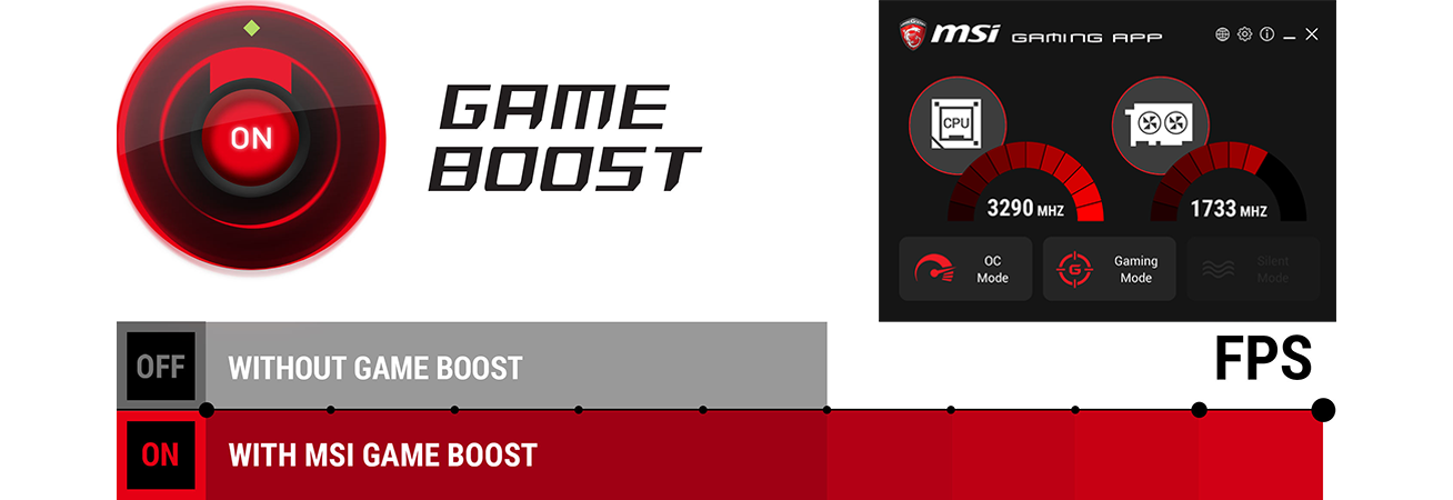 MSI Z390 Gameboost