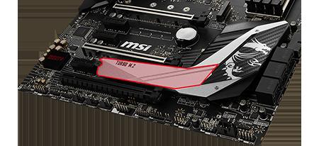MSI Z390 GODLIKE Heatsink