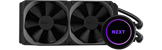 NZXT Kraken Series 240mm AIO