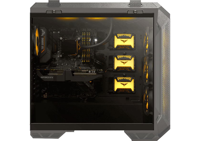 GT 501 4mm tempered-glass